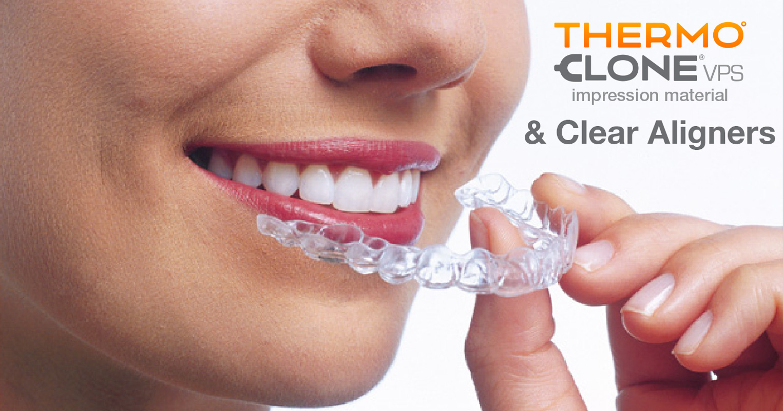 ThermoClone and Clear Aligners