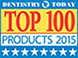 2015 Dentistry Today Top 100 Products