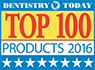 2016 Dentistry Today Top 100 Products