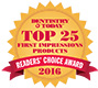 2016 Dentistry Today Readers' Choice Top 25 First Impression Products