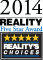 2014 Reality Five Star Award
