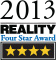 /SiteCollectionImages/Multi-Media-Tab/Awards/Reality-Awards/Four-Star-Awards/reality_2013_4_star.jpg