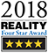 2018 Reality Four Star Award