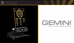 Introducing Gemini Laser